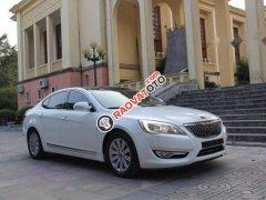 Cần bán Kia K7 Luxury sản xuất năm 2011, màu trắng, xe nhập