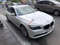 Bán xe BMW 750LI 2010 AT trắng xe Ngọc Trinh chính chủ