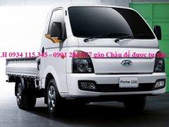 Bán Hyundai HD150 Porter 1.5 Tấn động cơ mạnh mẽ / giá cạnh tranh / km siêu lớn