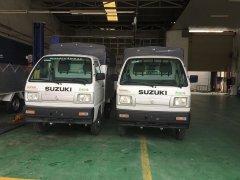 Bán Suzuki Carry Truck 5 tạ mới 2018, khuyến mại 10tr tiền mặt, hỗ trợ trả góp 70% xe, đăng ký đăng kiểm. LH: 09192861