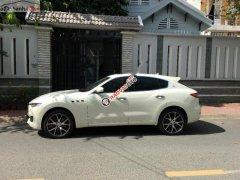 Bán ô tô Maserati Levante năm sản xuất 2018, màu trắng, nhập khẩu nguyên chiếc