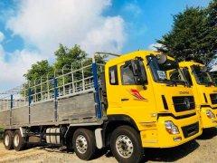 Giá xe tải Dongfeng 4 chân | xe tải Dongfeng 4 chân Hoàng Huy L315
