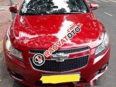 Cần bán lại xe Chevrolet Cruze LS đời 2015, màu đỏ số sàn