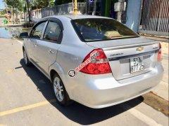 Bán Chevrolet Aveo 1.5LTZ sản xuất 2014, màu bạc số tự động
