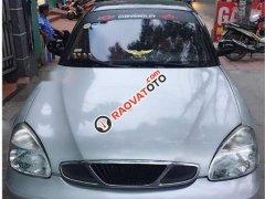 Cần bán lại xe Chevrolet Nubira đời 2001, màu bạc, nhập khẩu, giá tốt