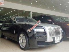 Bán Rolls-Royce Ghost EWB năm sản xuất 2011, màu đen, xe nhập