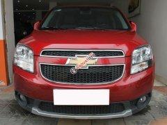 Bán Chevrolet Orlando LTZ sản xuất 2013 màu đỏ