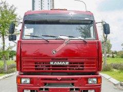 Bán Kamaz Ben sản xuất năm 2016, màu đỏ, nhập khẩu nguyên chiếc