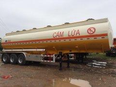 Thanh lý téc chở xăng dầu 42 khối Kaile 2018 giá rẻ