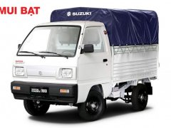 Cần bán Suzuki Super Carry Truck 2018 2018, màu trắng, nhập khẩun giá đang rất tốt