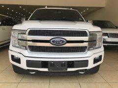 Cần bán xe Ford F 150 Platium 2019, màu trắng, xe nhập Mỹ