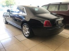 Bán ô tô Rolls-Royce Ghost đời 2010, màu đen, nhập khẩu, số tự động
