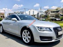 Audi A7 3.0 cuối 2012 hàng full cao cấp, số tự động 8 cấp nội thất đẹp, nệm da