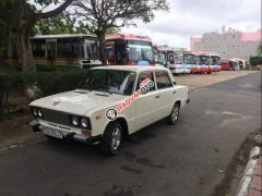 Cần bán xe Lada 2106 MT năm sản xuất 1986, màu trắng, nhập khẩu, xe đồ zin
