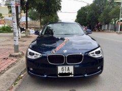 Bán ô tô BMW 116i năm 2014, màu xanh lam, nhập khẩu đẹp như mới
