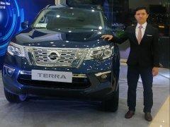 Cần bán xe Nissan X Terra 2019, màu xanh lam, nhập khẩu nguyên chiếc