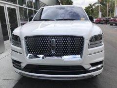 Bán Lincoln Navigator Balck Label L 2019, màu trắng, xe nhập Mỹ