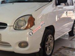 Bán xe Hyundai Atos 0.8 AT sản xuất 2002, màu trắng, nhập khẩu