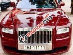 Cần bán Rolls-Royce Ghost đời 2010, màu đỏ, nhập khẩu