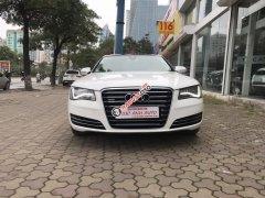Bán ô tô Audi A8l đời 2012, màu trắng, nhập khẩu