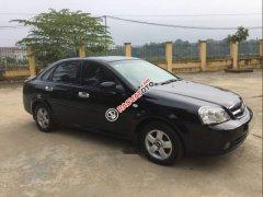 Bán Daewoo Lacetti đời 2009, màu đen, giá chỉ 175 triệu