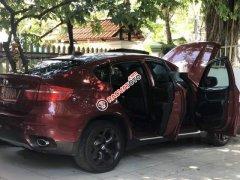 Chính chủ bán BMW X6 sản xuất 2009, màu đỏ