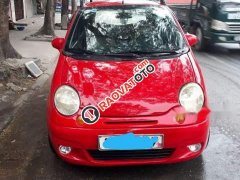 Bán Chevrolet Matiz 2003, màu đỏ, giá chỉ 64 triệu