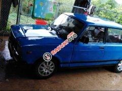 Cần bán lại xe Lada 2107 năm sản xuất 1990, màu xanh lam, nhập khẩu nguyên chiếc, 15 triệu