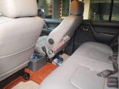 Cần bán Mitsubishi Pajero đời 2002, màu bạc, 2 cầu, số sàn