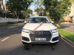 Cần bán lại xe Audi Q7 đời 2016, màu trắng, nhập khẩu