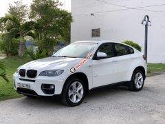 Cần bán xe BMW X6 3.0 Sản xuất 2012 đăng ký 2013, màu trắng, nhập Mỹ, cam kết bao kiểm tra hãng