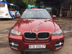 Cần bán BMW X6 AT sản xuất năm 2008, màu đỏ, xe nhập, giá 800tr