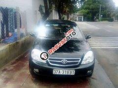 Cần bán xe Lifan 520 năm sản xuất 2009, màu đen, xe nhập