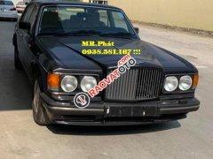 Cần bán Bentley Turbo R đời 1989, màu đen, nhập khẩu