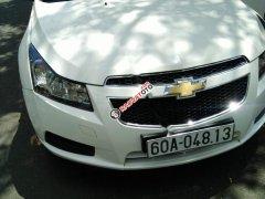 Bán xe Chevrolet Cruze LS 1.6 MT sản xuất 2012, màu trắng