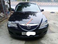 Cần bán xe Mazda 6 sản xuất 2004, xe đẹp, không lỗi nhỏ
