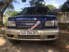 Cần bán lại xe Isuzu Trooper đời 2002, màu xanh lam, nhập khẩu