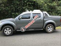 Cần bán gấp Nissan Navara 2012, màu bạc, xe nhập giá cạnh tranh
