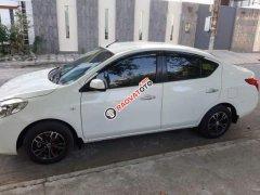 Cần bán xe Nissan Sunny XL 2015, màu trắng, số sàn