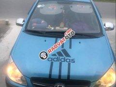 Cần bán Hyundai Getz đời 2009, màu xanh lam, nhập khẩu nguyên chiếc, giá chỉ 175 triệu