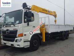 Bán xe tải cẩu 8 tấn - model FM8JW7A