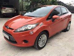 Cần bán xe Ford Fiesta sản xuất 2012, màu đỏ, xe nhập, giá tốt