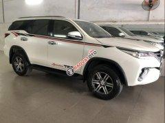 Bán xe Toyota Fortuner sản xuất năm 2017, màu trắng, giá tốt