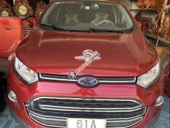 Cần bán lại xe Ford EcoSport sản xuất 2017, màu đỏ, nhập khẩu như mới, giá tốt