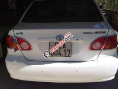 Cần bán Toyota Corolla Altis 1.8 năm 2003, màu trắng, 225tr