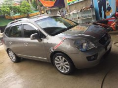 Cần bán Kia Carens 2.0 2011, màu bạc, xe gia đình