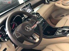 Bán xe Mercedes GLC 300 4Matic đời 2018, màu trắng