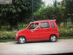 Bán xe Suzuki Wagon R+ đời 2001, màu đỏ chính chủ