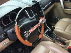 Cần bán gấp Chevrolet Captiva LT đời 2007, màu đen, số sàn, giá chỉ 275 triệu