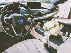 Cần bán gấp BMW i8 1.5L Hybrid đời 2014, màu trắng, nhập khẩu